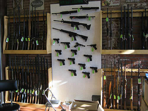 Lincoln Gun Exchange Gun Dealer Gun Shop Nothern California